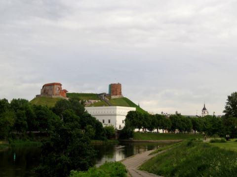 Летний Вильнюс: сказка в сердце Европы