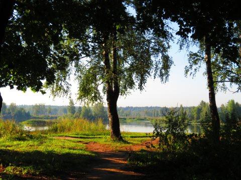 Гидрография Королёва (II): озеро Торфянка